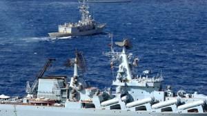 Russlands Rückkehr auf die Weltmeere