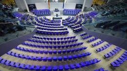 Bleibt der Bundestag so groß?