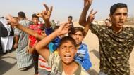 Der Exodus aus dem Irak verlangsamt sich