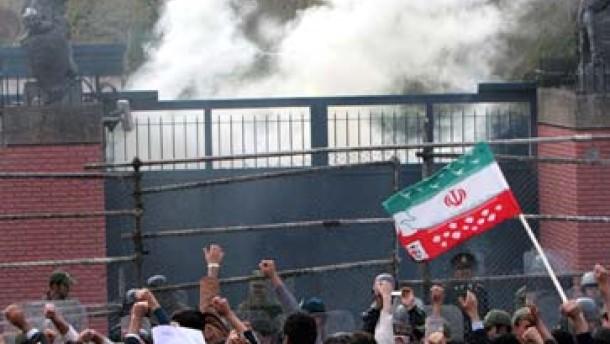 London und Teheran verhandeln über Soldaten