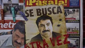 """""""El Chapo"""" ist Staatsfeind Nummer 1"""