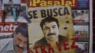 El Chapo ist Staatsfeind Nummer 1