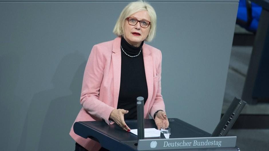 Die neue Bundestagsvizepräsidentin: Dagmar Ziegler