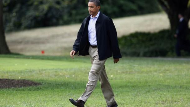 Der entzauberte Präsident