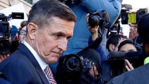 Prozess gegen Trumps Vertrauten Flynn wird eingestellt