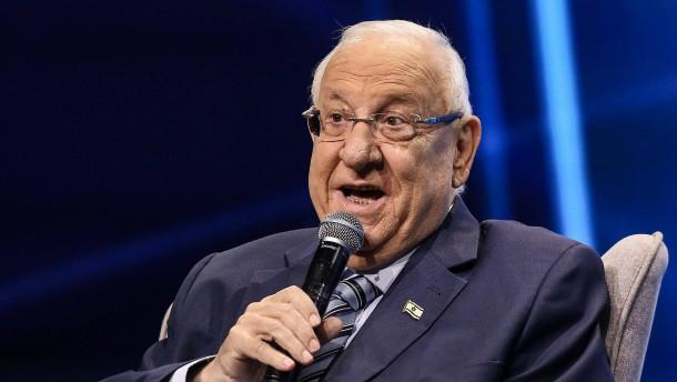Präsident Rivlin beauftragt Knesset mit Regierungsbildung