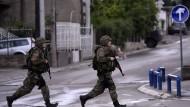 Tote bei Polizeieinsatz gegen Albaner