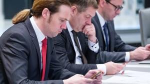 SPD schließt Landtagsabgeordneten aus