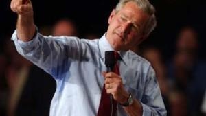 Bush baut Vorsprung aus