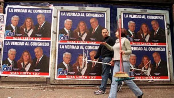 Parlamentswahlen im Zeichen der Wirtschaftskrise