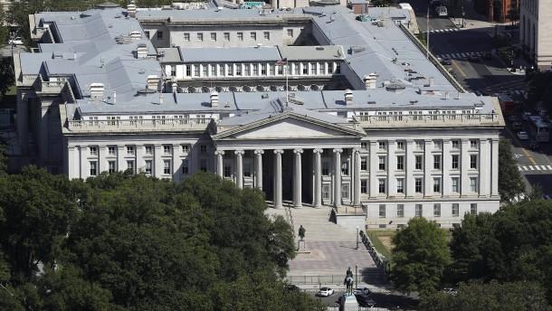Cyberangriffe auf amerikanische Ministerien und Behörden