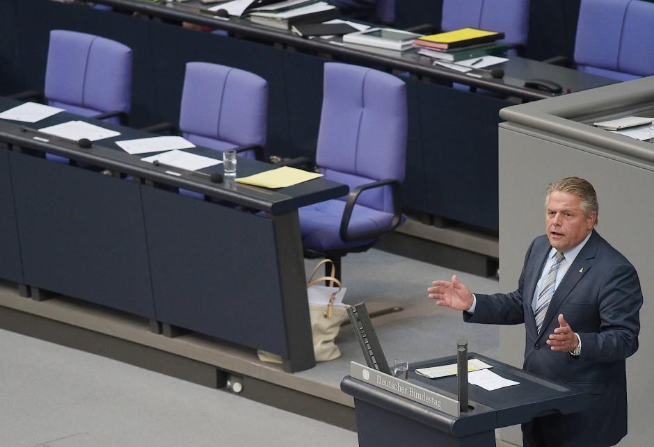 Freundeskreis Berlin – Taipei: Klaus-Peter Willsch im Bundestag