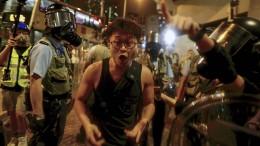DJV rät Korrespondenten in Hongkong zu größter Vorsicht