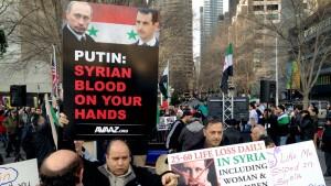 Russland will Syrien-Resolution unterstützen