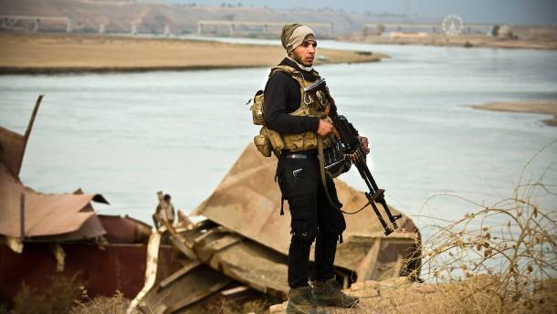 IS erobert wichtige Route nach Mossul