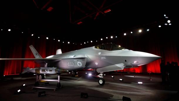 Das türkische F-35-Fiasko