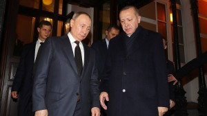 Zynisches Spiel in Syrien
