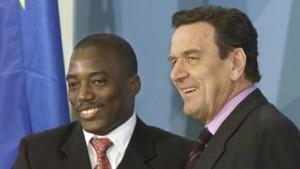 Kabila will Kongo nach vorne bringen
