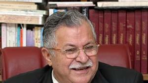 Talabani zum Präsidenten gewählt