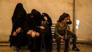 Kinder von IS-Kämpfern an Deutschland übergeben