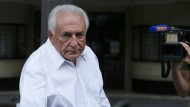 Strauss-Kahn vom Vorwurf der Zuhälterei freigesprochen