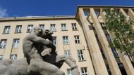Das Bundessozialgericht in Kassel