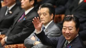Japans Regierungschef peilt Neuwahlen im Dezember an