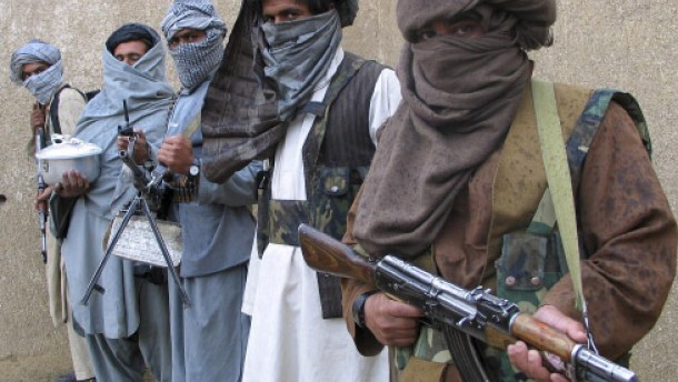 Mehr als 50 Taliban-Kämpfer getötet