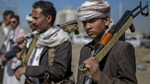 Huthi-Rebellen übergeben wichtigen Hafen