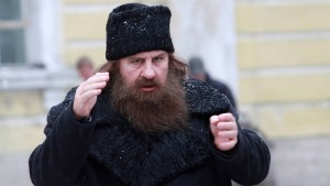 4442/ Gerard Depardieu playing the role of Rasputin