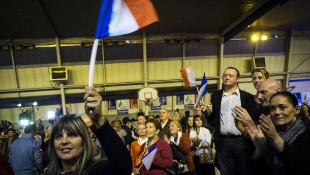Sieg des Front National ist kein Betriebsunfall