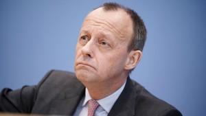Merz reagiert skeptisch auf Plan für CDU-Frauenquote
