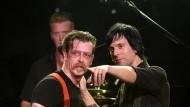 """Vor dem Anschlag auf eines ihrer Konzerte: die """"Eagles of Death Metal"""" am 12. November in Los Angeles"""