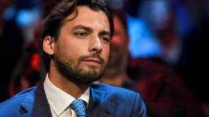 Thierry Baudet tritt als Spitzenkandidat und Parteivorsitzender zurück
