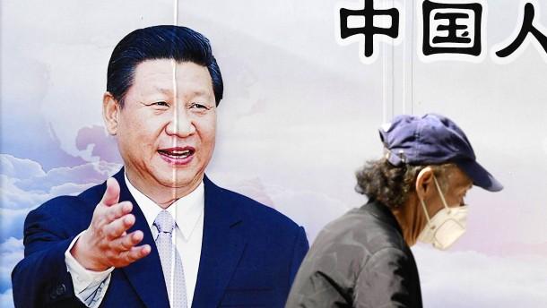 Pekings autoritäre Reflexe
