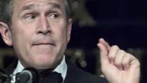 Weltweit hagelt es Kritik an Bush