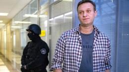 Nawalnyj aus stationärer Behandlung in Berliner Charité entlassen