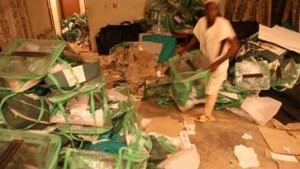 Gewalt und Betrug begleiten Präsidentschaftswahl