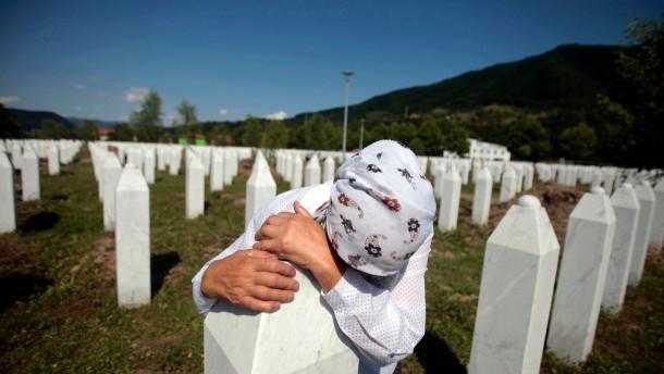 Niederlande haftbar für Morde in Srebrenica