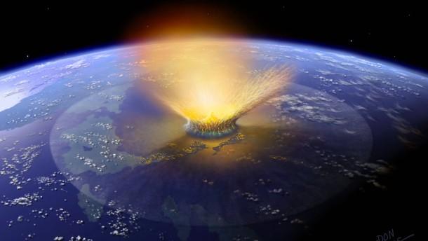 Der Asteroid und das Virus
