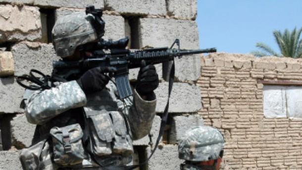 Anschlag in Bagdad - Amerikaner starten Großoffensive