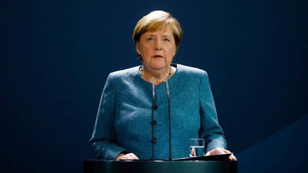 Merkel ermahnt Moskau: Die Welt wird auf Antworten warten