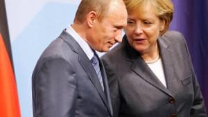 Merkel droht Iran mit einer Runde weiterer Sanktionen