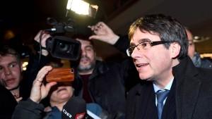 Oberstes Gericht lehnt neuen Haftbefehl gegen Puigdemont ab