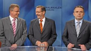 Schwere Niederlage auch in Brandenburg