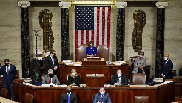 Republikaner blockieren Demokraten-Ultimatum an Pence