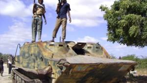 Machtvakuum nach Abzug äthiopischer Truppen