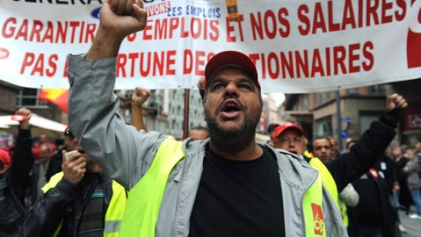 Französische Rentenreform gebilligt