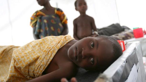 Cholera-Epidemie stürzt Zimbabwe in Krise