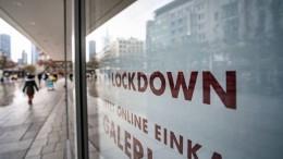 Lockdown für immer?